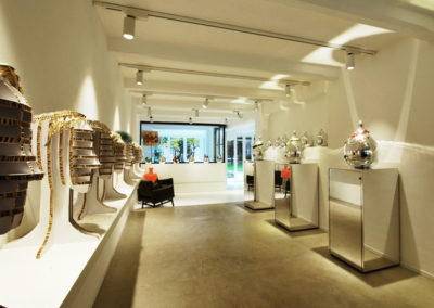 Rosantica showroom – Milan