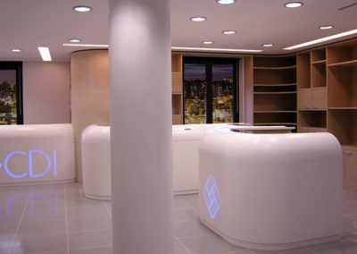 CDI reception – Milan